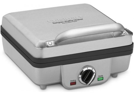 Cuisinart Belgian Waffle Maker With Pancake Plates - WAF-300