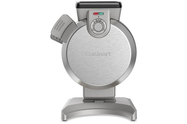 Large image of Cuisinart Vertical Waffle Maker - WAF-V100