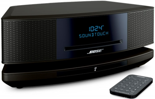 Bose Wave Soundtouch Music System Iv Wavestmsivbk
