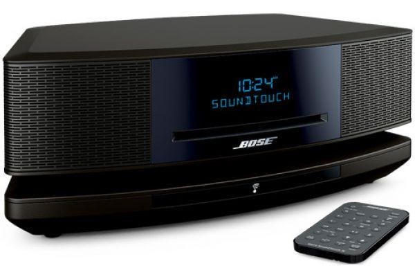 Bose Wave SoundTouch Music System IV - Espresso Black - 738031-1710
