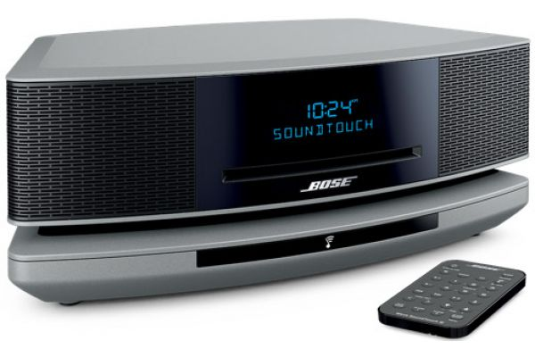 Bose Wave SoundTouch Music System IV w/ CD Player - Platinum Silver - 738031-1310