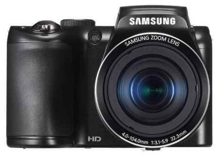 Samsung - EC-WB100ZBABUS - Digital Cameras