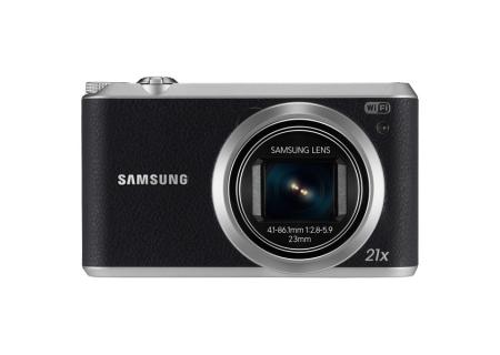 Samsung - EC-WB350FBPBUS - Digital Cameras