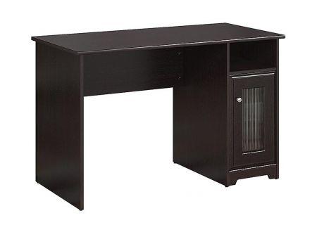 Bush Furniture Espresso Oak Cabot Computer Desk - WC31823-03