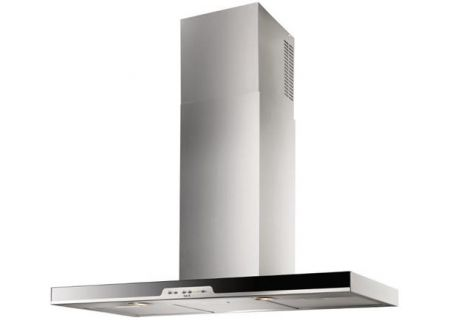"Best Eclisse 36"" Stainless Steel Chimney Range Wall Hood - WC34IQ90SB"