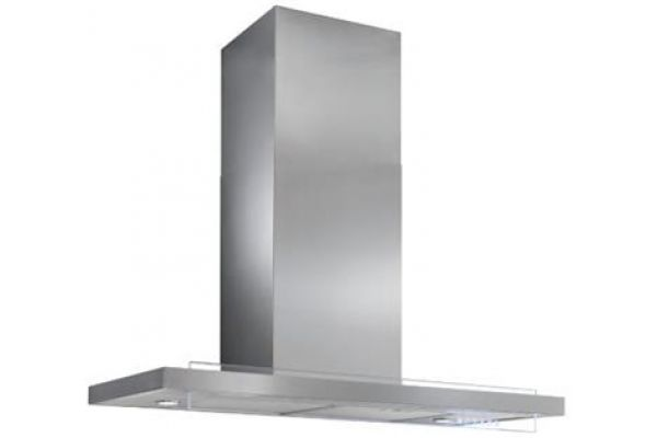 "Large image of Best Harmonia 36"" Stainless Steel Chimney Range Wall Hood - WC45E90SB"
