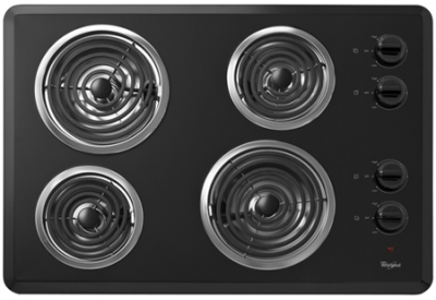 Whirlpool - WCC31430AB - Electric Cooktops