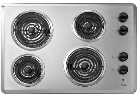 Whirlpool - WCC31430AR - Electric Cooktops