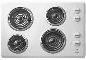 Whirlpool - WCC31430AW - Electric Cooktops