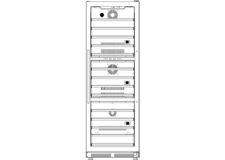 Avanti - WCF143S3ST - Wine Refrigerators and Beverage Centers