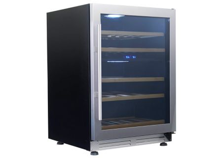 "Avanti 24"" Elite Series Stainless Steel Wine Chiller - WCF43S3SD"