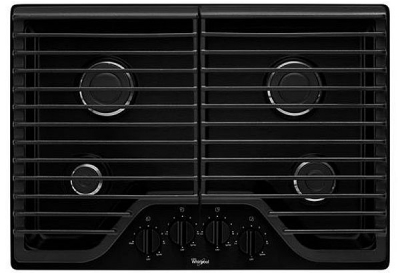 Whirlpool - WCG51US0DB - Gas Cooktops