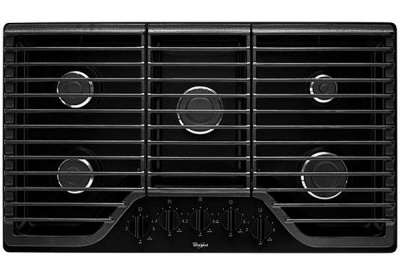 Whirlpool - WCG51US6DB - Gas Cooktops
