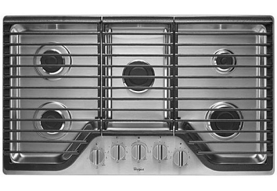 Whirlpool - WCG51US6DS - Gas Cooktops