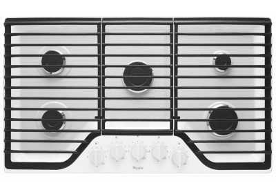 Whirlpool - WCG51US6DW - Gas Cooktops