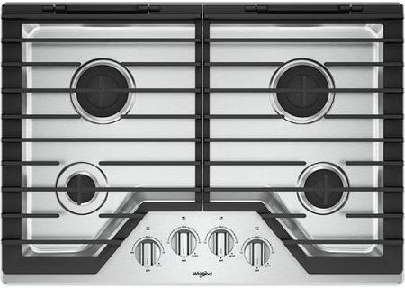 Whirlpool - WCG55US0HS - Gas Cooktops