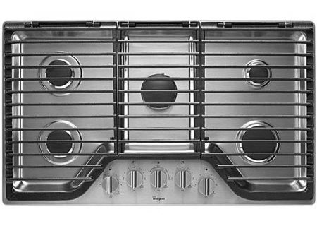 Whirlpool - WCG97US6DS - Gas Cooktops
