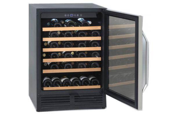Avanti 50 Bottle Stainless Steel Wine Chiller - WCR506S