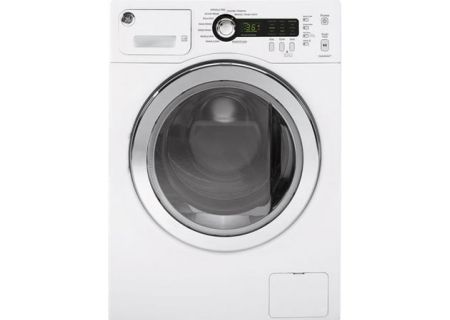 GE - WCVH4800KWW - Front Load Washing Machines