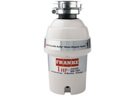 Franke - WD1001 - Garbage Disposals