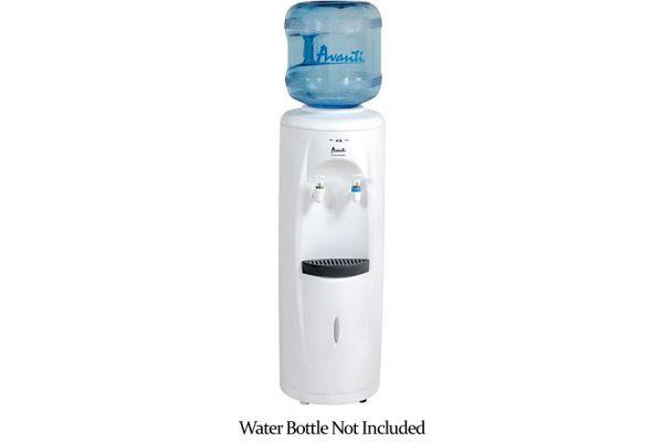 Avanti White Cold & Room Temperature Water Dispenser - WD360