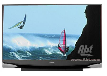 Mitsubishi - WD-60738 - DLP Projection TV
