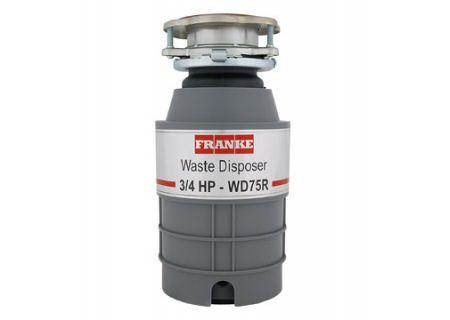 Franke - WD75RC - Garbage Disposals