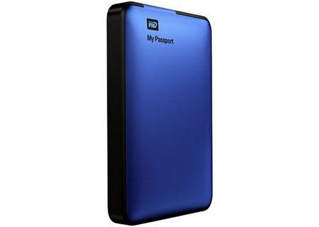 Western Digital - WDBBEP0010BBL - External Hard Drives
