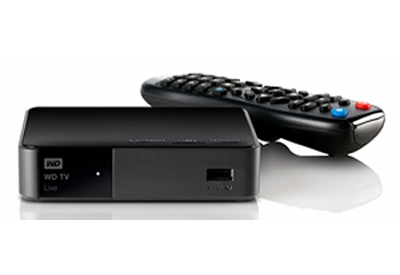 Western Digital - WDBHG70000NBK - Streaming Digital Media Players