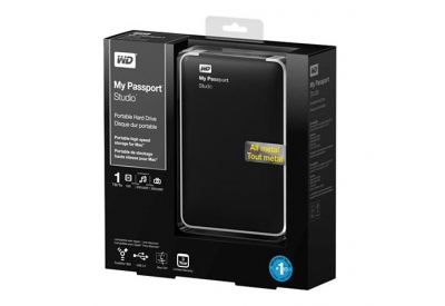 Western Digital - WDBK8A0010BBK-NESN - External Hard Drives