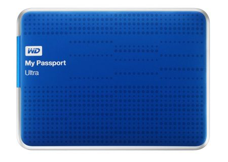 Western Digital - WDBZFP0010BBL-NESN - External Hard Drives
