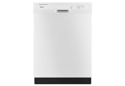 Whirlpool White Built-In Dishwasher - WDF320PADW