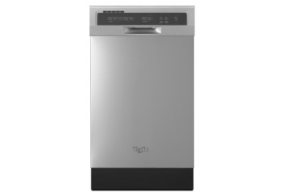Whirlpool 18 Quot Stainless Tall Tub Dishwasher Wdf518safm