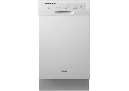 Whirlpool - WDF518SAWH - Dishwashers