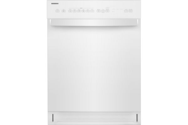 "Large image of Whirlpool ADA 24"" White Built-In Dishwasher - WDF550SAHW"