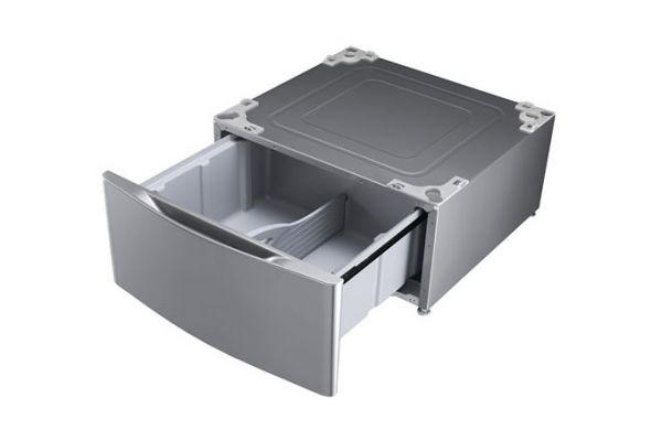Large image of LG Graphite Washer Or Dryer Pedestal - WDP5V