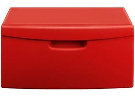 Samsung - WE357A0R - Washer & Dryer Pedestals