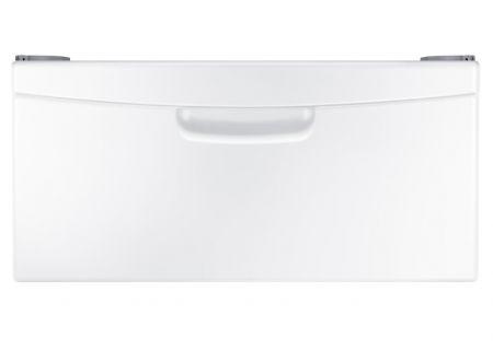 Samsung - WE357A0W - Washer & Dryer Pedestals