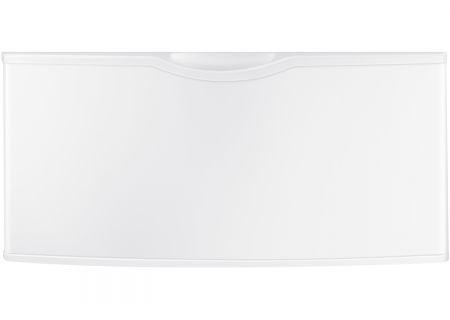 Samsung - WE357A8W - Washer & Dryer Pedestals