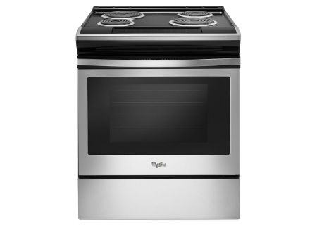 Whirlpool - WEC310S0FS - Electric Ranges