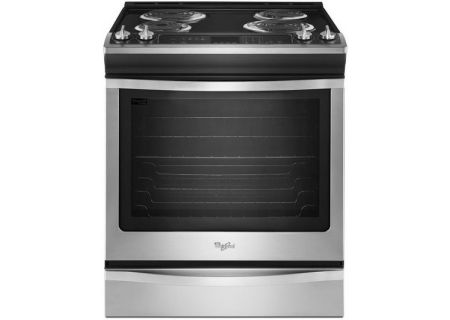Whirlpool - WEC530H0DS - Slide-In Electric Ranges