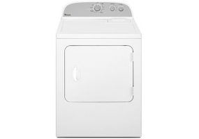 Whirlpool - WED4800BQ - Electric Dryers