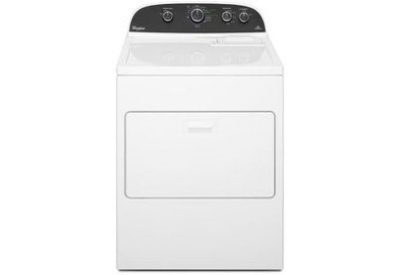 Whirlpool - WED4850BW - Electric Dryers