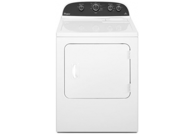 Whirlpool - WED4890BW - Electric Dryers