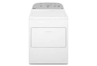 Whirlpool 7 0 Cu Ft White Electric Dryer Wed5000dw