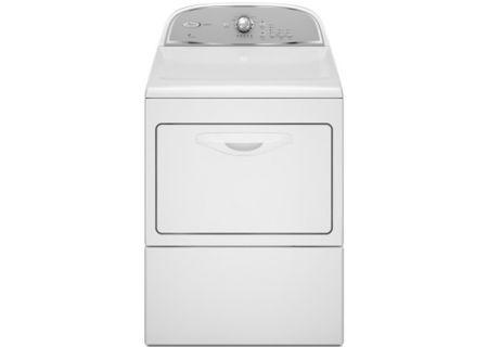 Whirlpool - WED5550XW - Electric Dryers