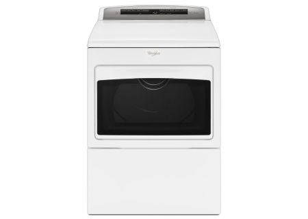 Whirlpool 7.4 Cu. Ft. White Electric Dryer - WED7500GW