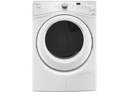 Whirlpool Duet White Ventless Condenser Electric Dryer - WED7990FW