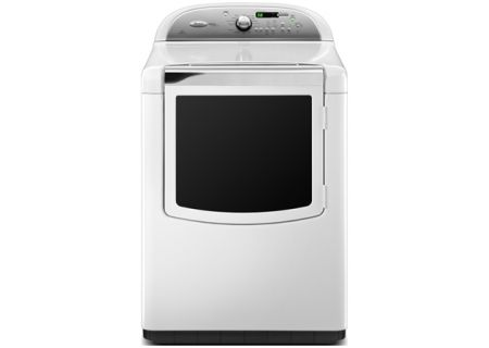Whirlpool - WED8600YW - Electric Dryers