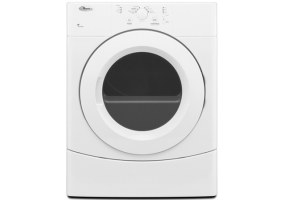 Whirlpool - WED9050XW - Electric Dryers
